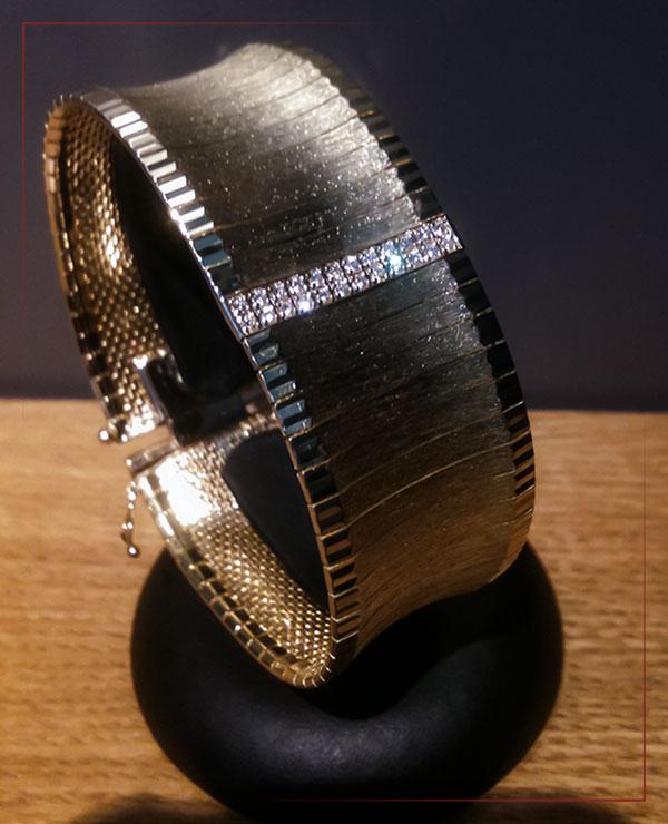 Création de bijoux sur mesures