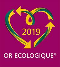 Logo Or ecologique