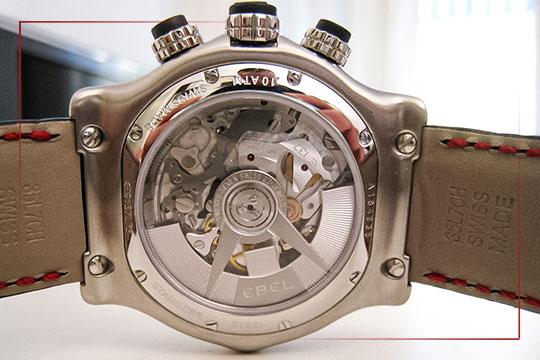 Service montres Genève
